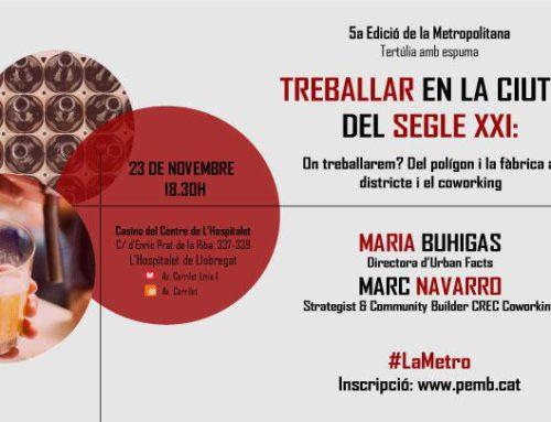 AE Pedrosa co-organitza la 5ª edició de #La Metro: