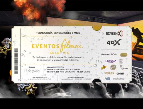 Invitació Esdeveniment Filmax