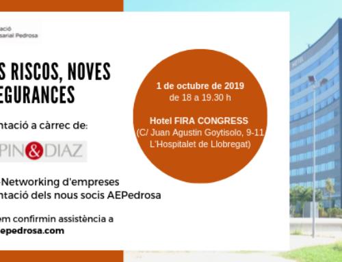 AEPe et convida al taller sobre assegurances d'empresa