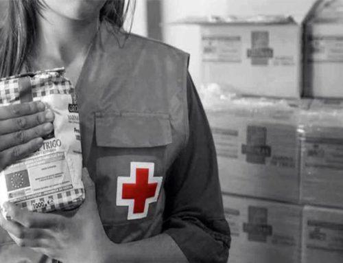 Creu Roja L'Hospitalet ajuda també en temps de pandèmia